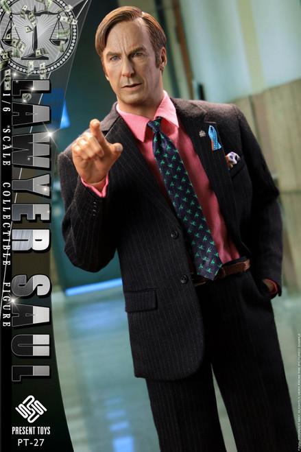 1/6 Present Toys Lawyer Saul Action Figures Set [PST-SP27]