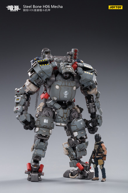 JoyToy 1:25 Steel Bone H06 Heavy Combat Mecha [JT-0043]