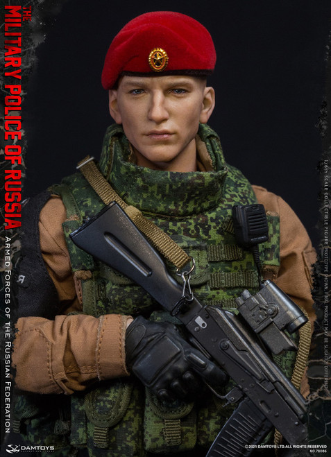 DAM Toys 1/6 Armed Forces of the Russian Federation Military Police [DAM78086]