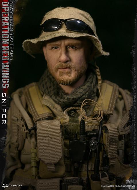DAM Toys 1/6 Operation Red Wings NAVY SEALS SDV TEAM 1 Sniper [DAM78085]