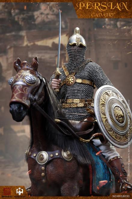 HaoYu Toys 1/6 Imperial Legion-Persian Cavalry & Horse Set [HY-HH18030]