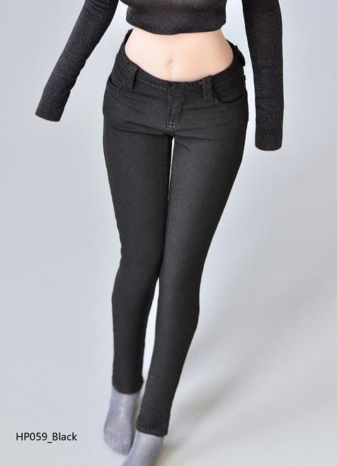 Hot Plus Skinny Pants for 1/6 Girl Figures [HP-059]