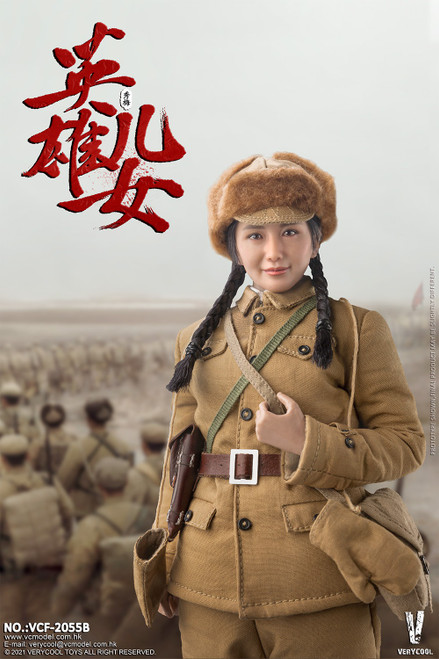Very Cool 1/6 Chinese People's Volunteer Army Heroic Xiu Mei Standard Edition [VCF-2055A]