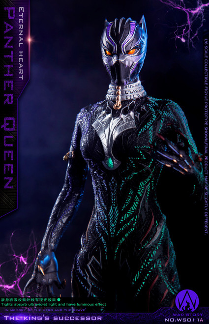 War Story 1:6 Panther Queen Normal Figure Normal Edition [WS-011A]