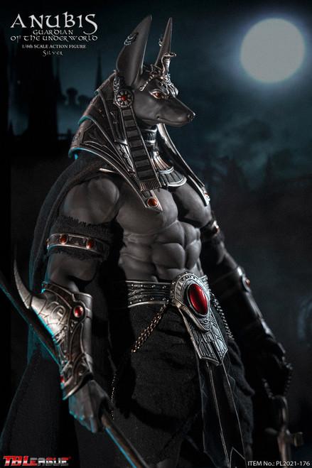 TBLeague Phicen 1/6 Anubis Guardian of The Underworld-Sliver [PL2021-176]