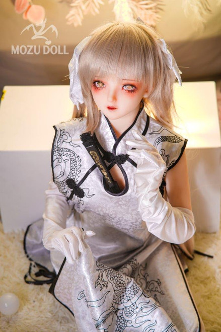 1/1 Scale Mozu Doll LUNA with Silicone Head and TPE Body [MOZU-2021004D]
