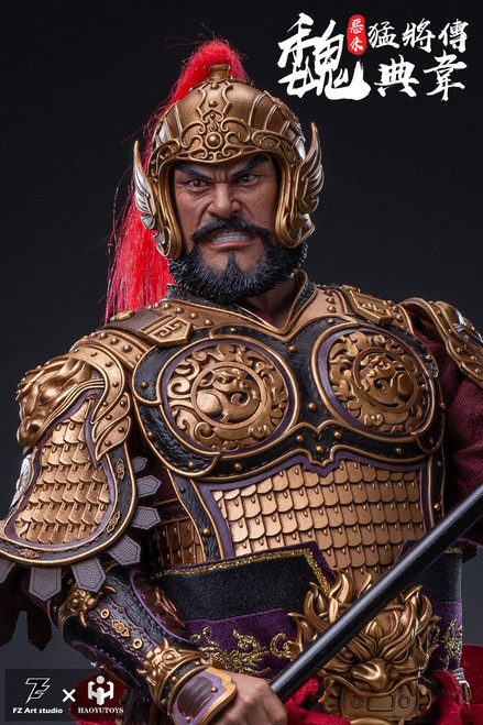 FZ Art studio × HAOYUTOYS 1/6 The Evil from Ancient Times General WeiDian [FZ-001]