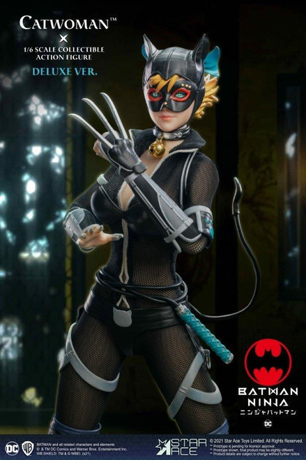Star Ace 1/6 Ninja Cat Women Deluxe [SA-0099]