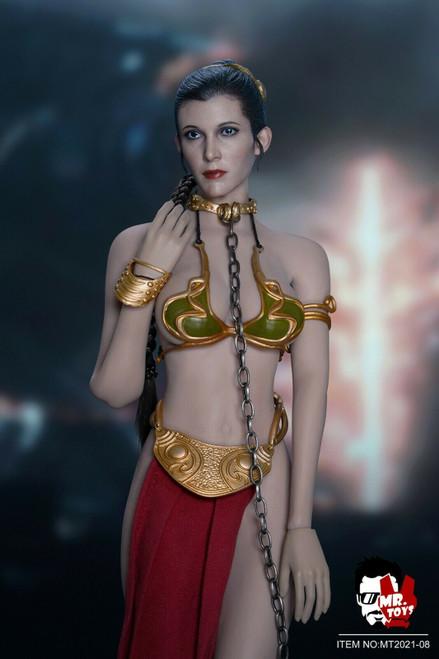Mr Toys 1:6 Planet Princess Head Sculpt & Clothes Set Figure Accessory [MT-2021-08]