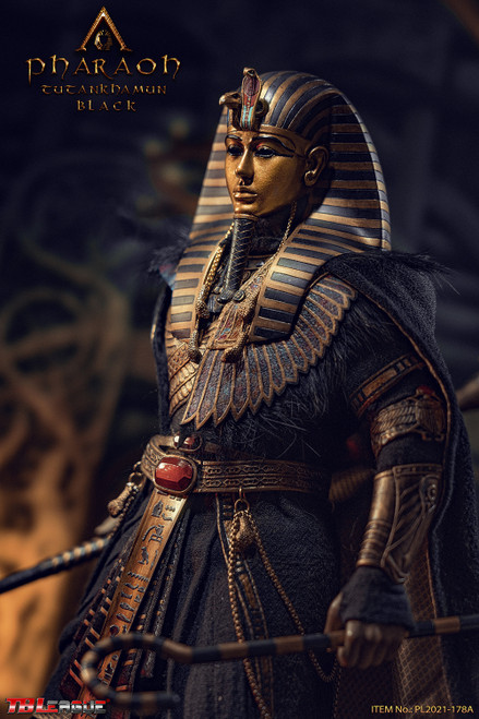 TBLeague Phicen 1/6 Pharaoh Tutankhamun Black [PL2021-178A]