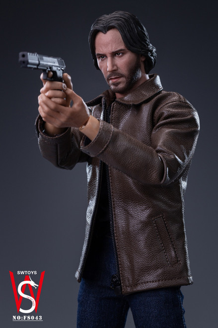 SW Toys 1/6 John Action Figure [SW-FS043]