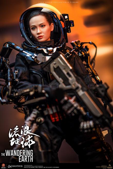 Dam Toys The Wandering Earth CN171-11 rescue unit Zhou Qian [DMS036]