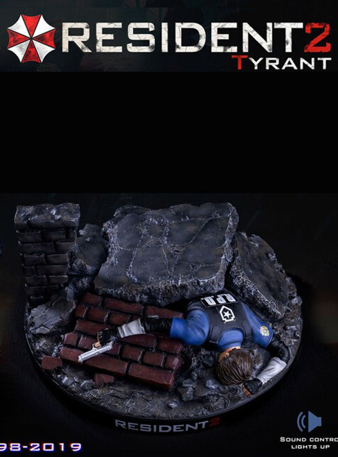 [WS-007A] 1:6 Mad Tyrant Base Stand by War Story