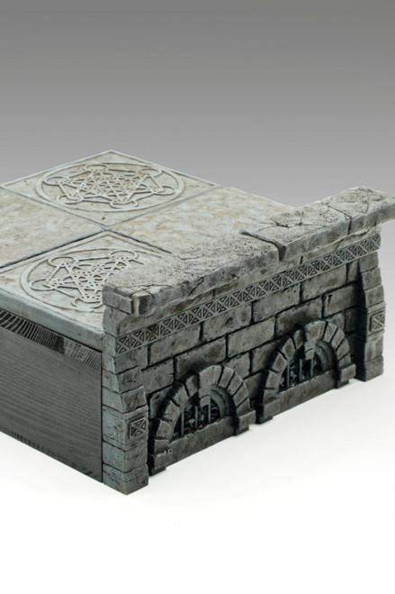 Toys Nest City Of Shadows Death Wall Diorama [TSN-001Z]