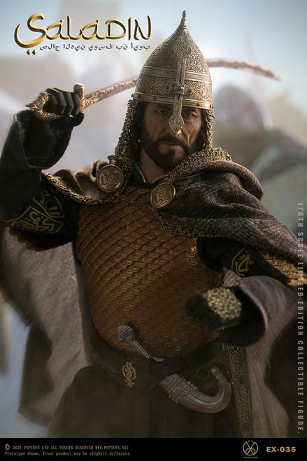 1/6 POP Toys Sultan Saladin Fine Copper Handmade Armor Figure [POP-EX035]
