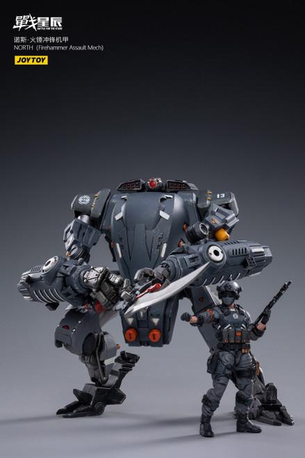 Joy Toy 1:18 NORTH Firehammer Assault Mech [JT-1279]
