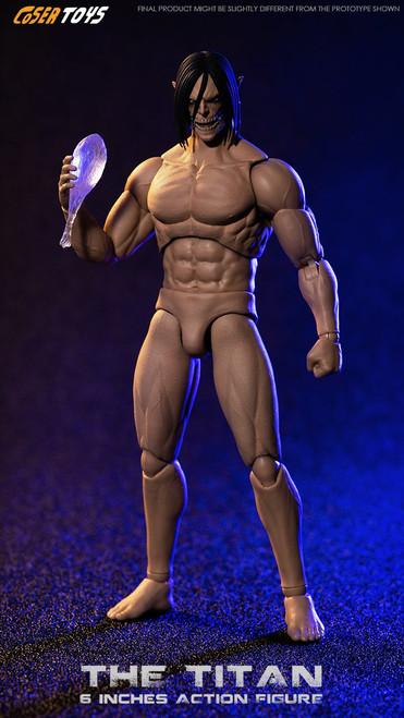 Coser Toys X Vtoys 1:12 Titan Full Figure Set [VCT-AD001]