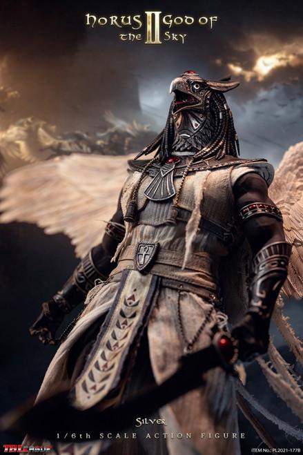 TBLeague 1/6 Horus, Egyptian God of the Sky-Sliver [PL2021-177B]
