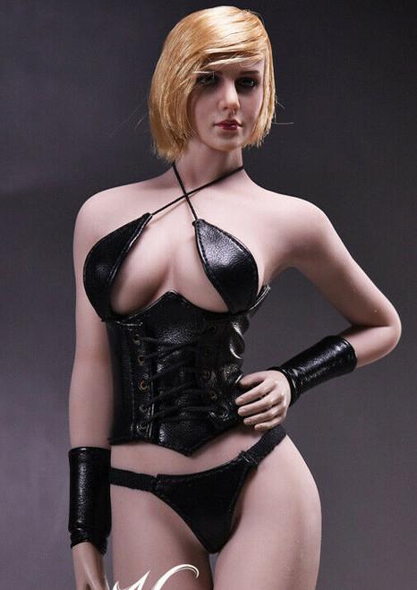 1/6 VS Toys Female Leather Lingerie [VST-17XG07]