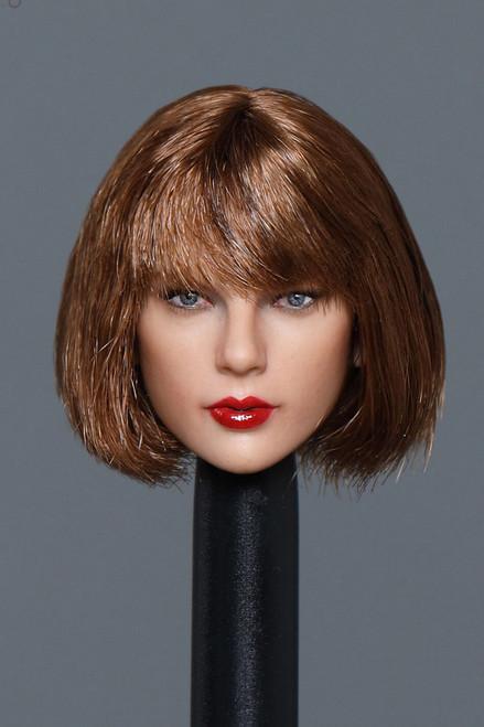 GACTOYS 1:6 Caucasian Women's Head Sculpt [GAC-042E]