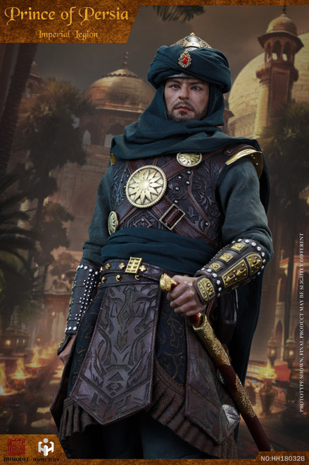 HH model X HaoYu Toys Prince of Persia Deluxe Edition [HY-HH18032B]
