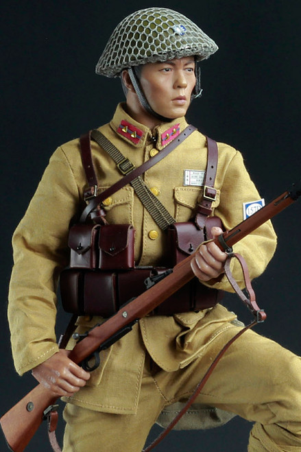 QO Toys WWII Chinese 157D in North GD Province 1939 Accessories [QOM-1021]