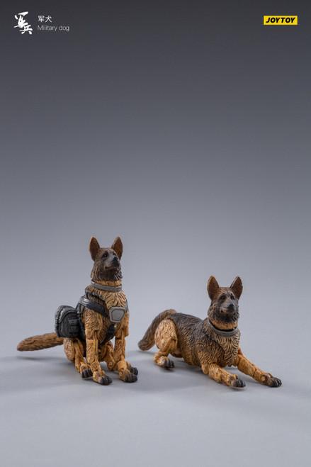 1:18 JoyToy Military Dog [JT-0033]