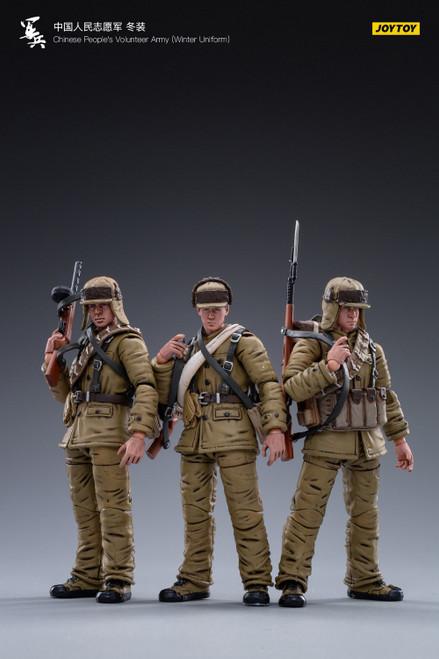 1:18 Chinese people's Volunteer Army Winter Uniform [JT-1309]