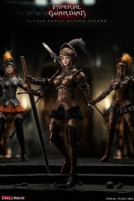 TBLeague 1/12 Golden Imperial Guardian Female Figure [PL2021-180A]