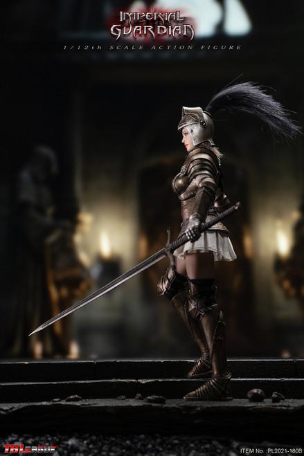TBLeague 1/12 Sliver Imperial Guardian Female Figure [PL2021-180B]