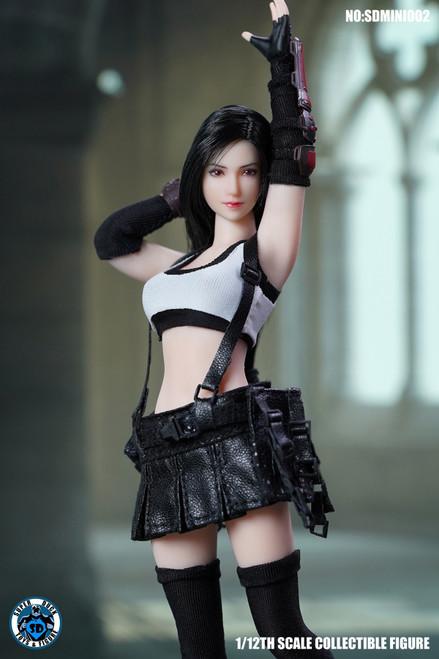 Super Duck 1:6 Fantasy Fighting Goddess Accessories for TBLeague T03A Body [SUD-SDMINI002]