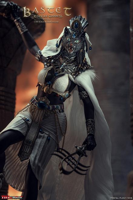 TBLeague 1/6 Bastet The Cat Ancient Egyptian Goddess White [PL2021-181B]