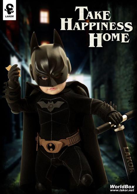 WORLD BOX 1/6 Scale Lakor Baby-Batbaby (WB-LAKORBABY-BAT)