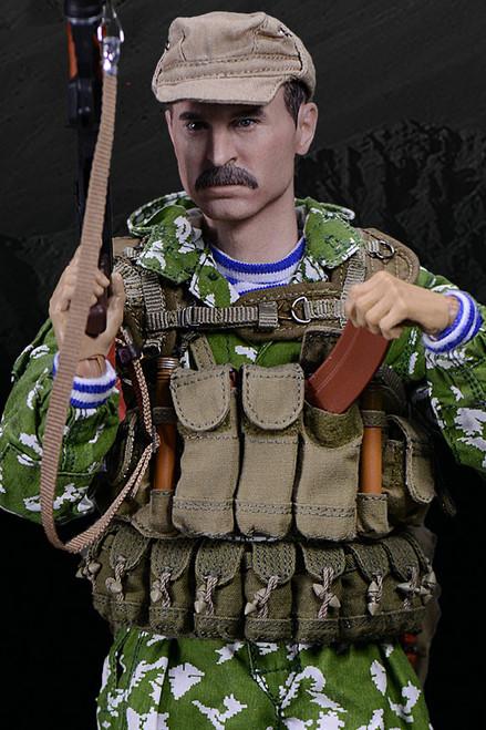 UJINDOU 1/6 The Caravan Hunter USSR Spetsnaz in Afghanistan Figure [UD-9008]
