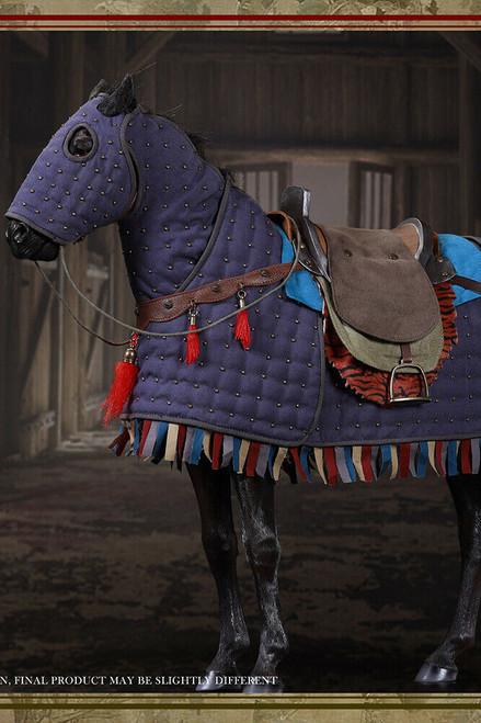 1/6 KongLingGe Blue Saddlery & Armor Harness [KLG-D202012B]