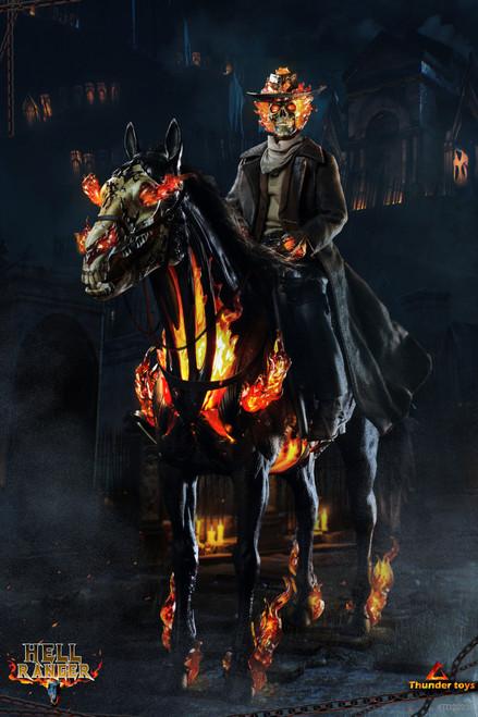 Thunder Toys 1/6 Hell Ranger Horse [TDT-2023C]