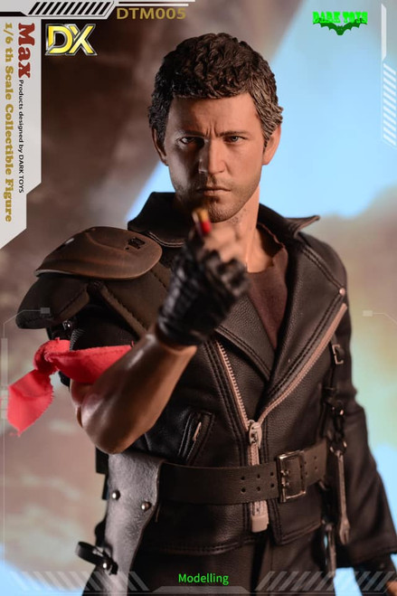 Dark Toys 1/6 Max Deluxe Edition Figure [DTM-005]