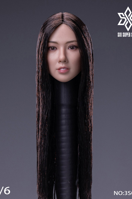 3SToys 1/6 Real Like Head Sculpture [3S-009A]