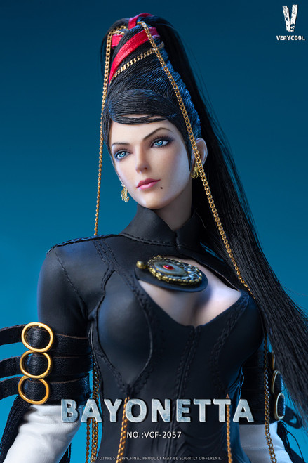 Very Cool 1/6 The Witch Bayonetta Action Figure [VCF-2057]