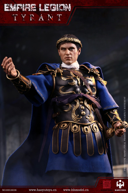 HH model X HaoYu Toys 1/6 Empire with Tyrant Double Set Edition [HY-HH18038]