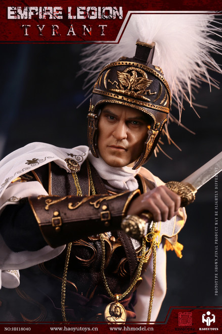 HaoYu Toys Imperial Legion-Tyrant Purple Gold Deluxe Edition [HY-HH18040]