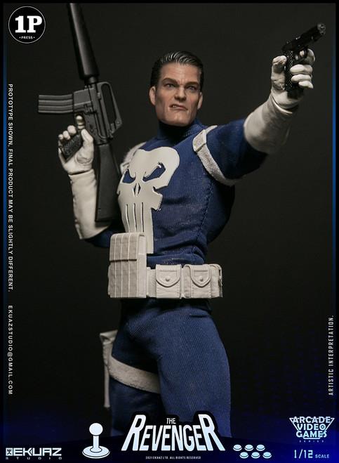 1/12 The Revenger Action Figure [EKS-006]