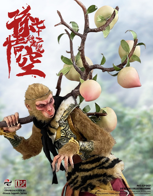 303 Toys 1/6  Monkey King Metamorphoses Sneaking on Yalong Hill Exclusive [303T-GF007]
