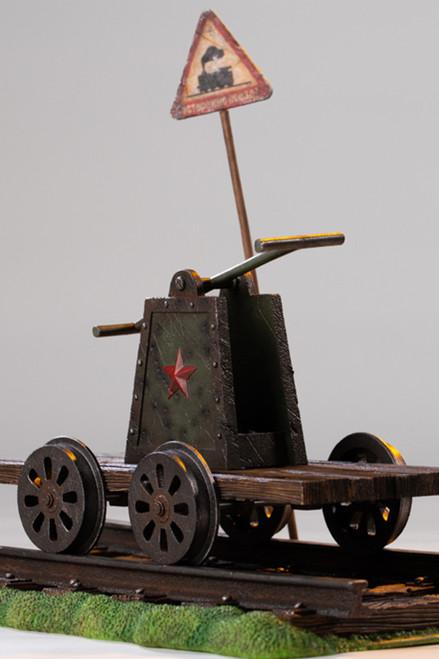 POP Toys 1/12 Props Series Rail Car Rail Scene [POP-SPS001]