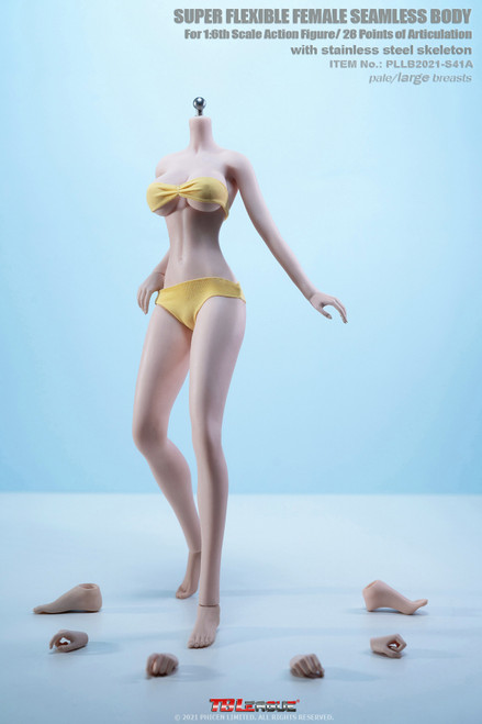 Copy of TBLeague 1:6 Seamless Bodies Tall and Slender Type [PLLB2020-S41A]