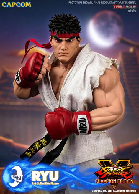 Capcom X Iconiq Studios X TBLeague 1:6 Street Fighter Ryu [IQGS-01]