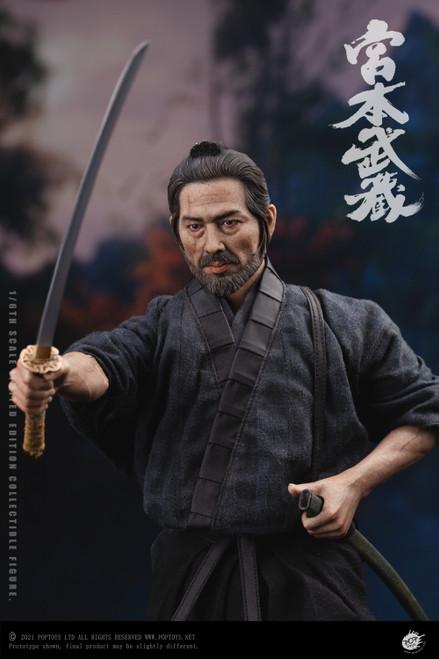 1/6 POP Toys Miyamoto Musashi Limited Edition Figure [POP-EX037]