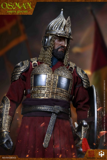 1:6 HH model X HaoYu Toys General of the Ottoman Empire Figure [HY-HH18043]