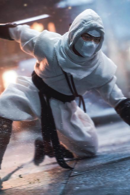 VTOYS X 6INCH 1:12 Shadow Ninja Red Figure [VSD-SN002]