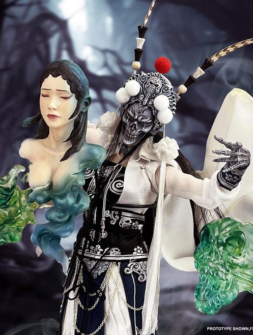 303 Toys 1/6 Lady White Bone Exclusive Version Figure [303T-GF009]